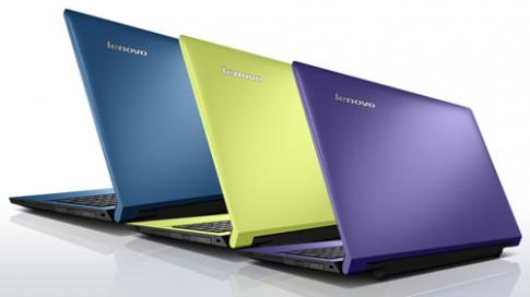 Lenovo ra Ideapad 305 nhiều màu sắc, giá từ 9,9 triệu đồng