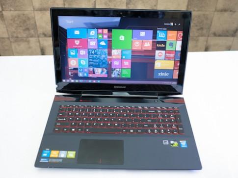 Lenovo ra laptop dành cho game thủ