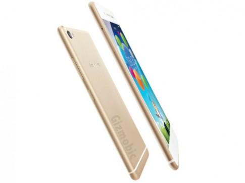 Lenovo ra mắt smartphone dáng giống iPhone 6