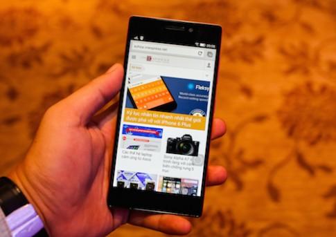Lenovo ra mắt Vibe X2 tại Việt Nam