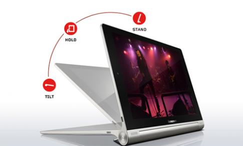 Lenovo ra mắt Yoga Tablet phiên bản 10 HD