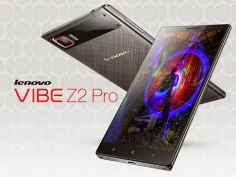 Lenovo ra phablet mạnh, màn hình siêu sáng