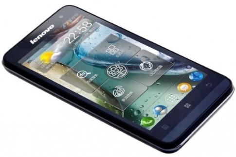 Lenovo ra smartphone pin siêu 'khủng' IdeaPhone P770