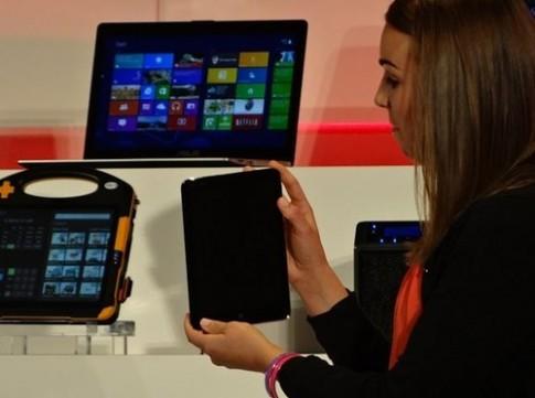 Lenovo sắp ra máy tính bảng 8 inch chạy Windows 8