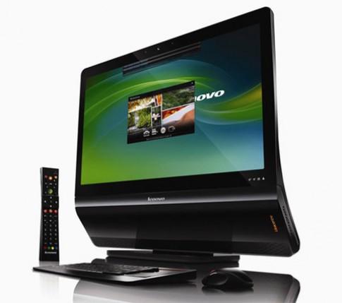 Lenovo thành hãng máy tính đứng thứ 3 toàn cầu