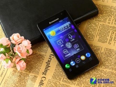 Lenovo trình làng đối thủ của Galaxy Note II