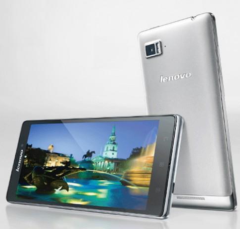 Lenovo trình làng phablet Vibe Z màn hình Full HD 5,5 inch