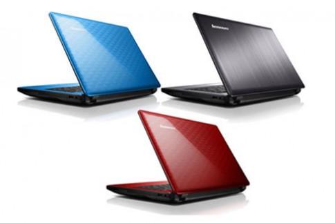 Lenovo tung ra dòng IdeaPad Z480 dùng chip Ivy Bridge