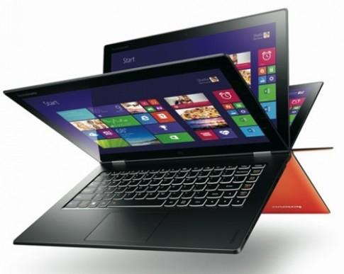 Lenovo Yoga 2 Pro có khả năng tự giấu bàn phím
