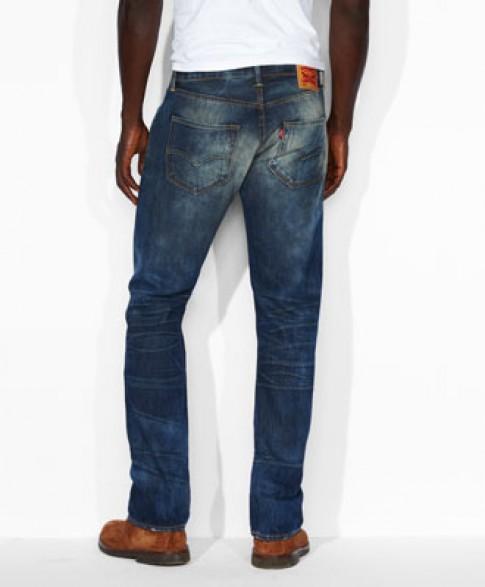 """Levi's 501 – Câu chuyện về mẫu quần jeans """"huyền thoại"""""""
