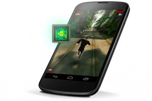LG đang phát triển điện thoại Google Nexus 5
