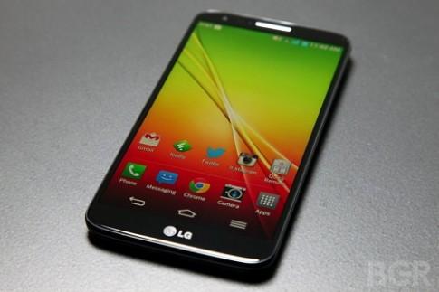 LG đua cùng Samsung ra smartphone 2K