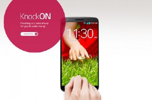 LG đưa tính năng Knock on lên smartphone giá rẻ