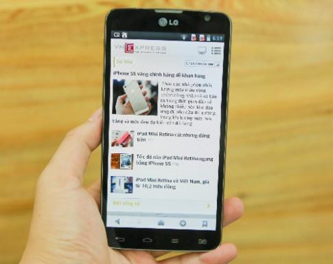 LG G Pro Lite Dual về Việt Nam cuối tháng 11