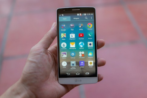 LG G3 Beat - phiên bản thu nhỏ của G3