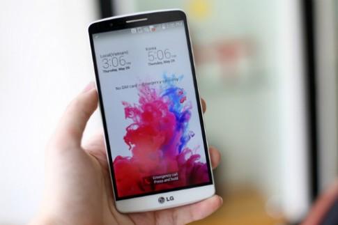 LG G3 chính hãng thêm bản 16 GB, giá 13 triệu đồng