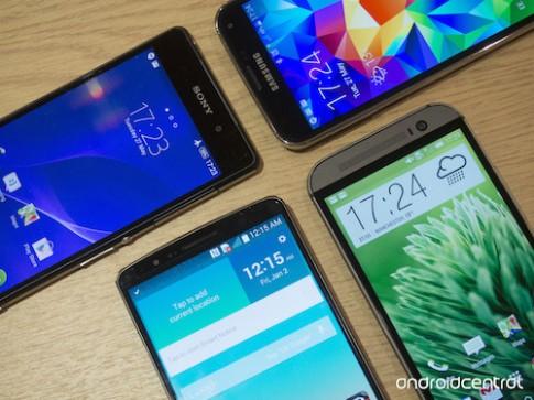 LG G3 so cấu hình cùng các siêu phẩm