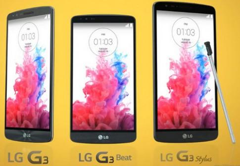 LG G3 thêm bản hỗ trợ bút cảm ứng