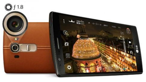 LG G4 chính hãng có giá từ 14 triệu đồng