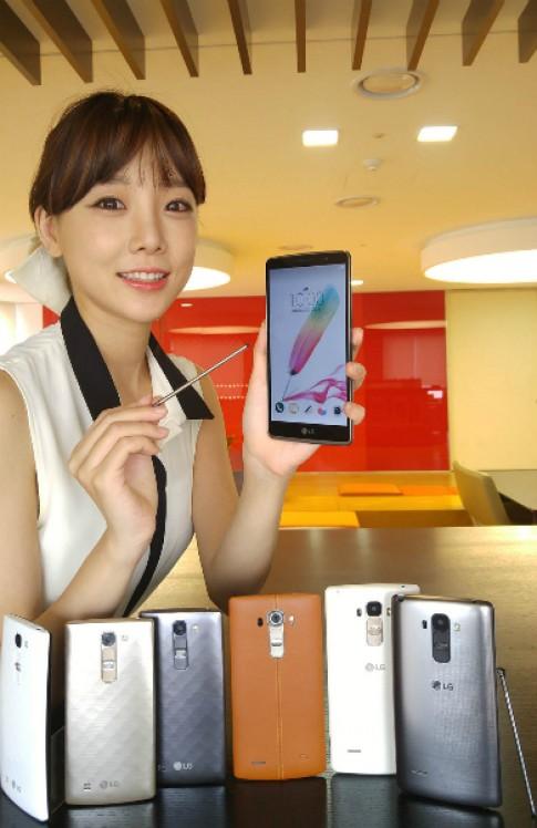 LG G4 có thêm cả phiên bản thu nhỏ lẫn phóng to