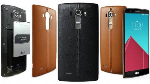 LG G4 sẽ có bản 2 SIM, bán ở Việt Nam đầu tháng 6