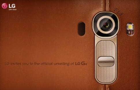 LG G4 sẽ có camera với khẩu độ f/1.8