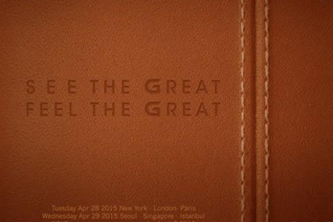 LG G4 sẽ trình làng ngày 28/4