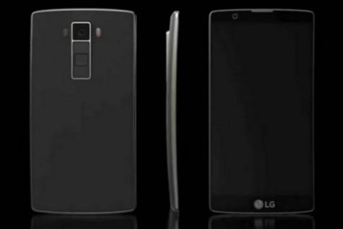LG G5 ra mắt vào tháng 2 năm sau, tích hợp bảo mật bằng mắt