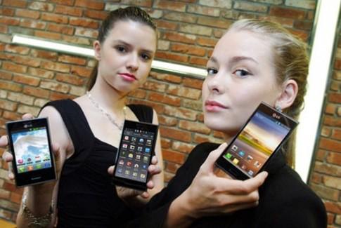 LG giới thiệu 4 điện thoại Android phổ thông tại Việt Nam