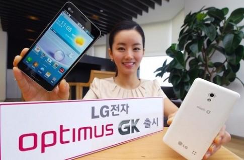 LG giới thiệu điện thoại 5 inch Full HD mới