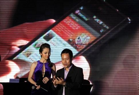 LG giới thiệu Prada 3.0 tại VN