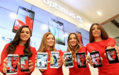 LG giới thiệu smartphone giá rẻ dòng L thế hệ mới
