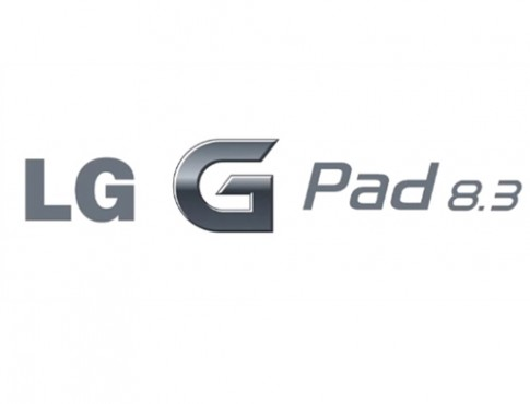 LG hé lộ máy tính bảng G Pad màn hình 8,3 inch