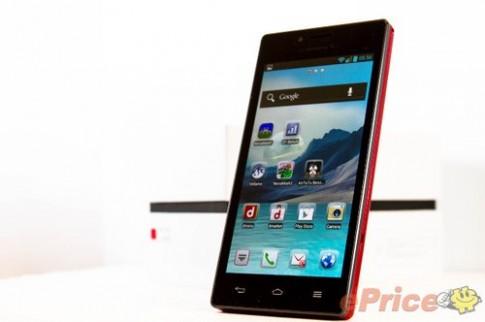 LG làm smartphone Android chống nước để đấu với Sony