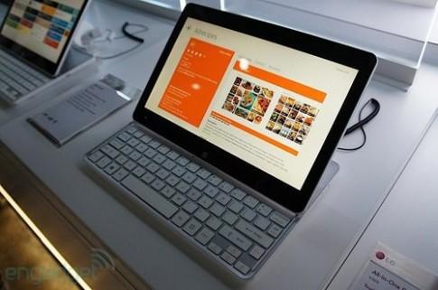 LG ra mắt hai ultrabook Windows 8 màn hình trượt
