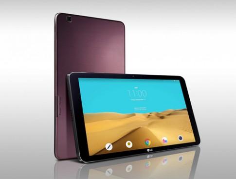 LG ra mắt máy tính bảng 10,1 inch pin 7.400 mAh