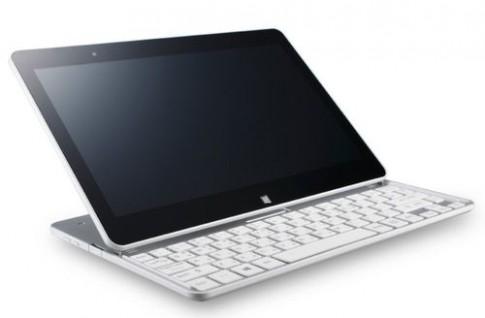 LG ra máy tính bảng bàn phím trượt chạy Windows 8