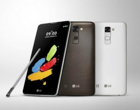 LG ra phablet tầm trung có bút giống Galaxy Note