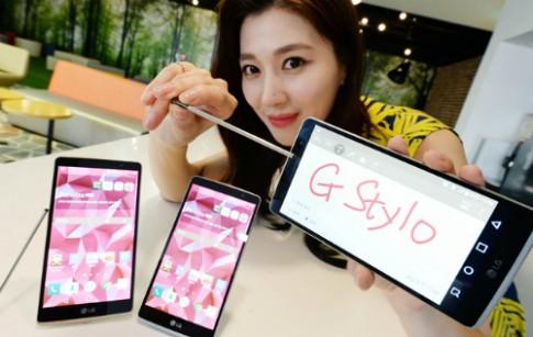 LG ra phablet tầm trung, hỗ trợ thẻ nhớ tới 2TB