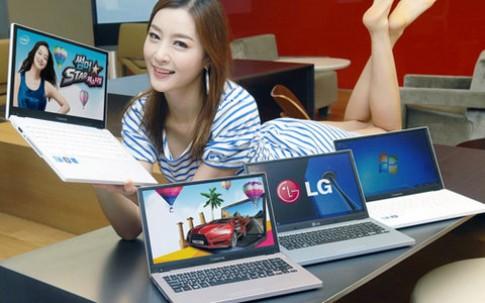 LG ra XNote P220, màn IPS, viền siêu mỏng