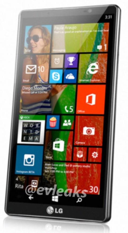 LG sắp quay lại với Windows Phone