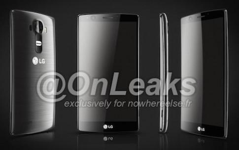 LG sắp ra điện thoại G4 vỏ nhựa và G4 Note vỏ kim loại