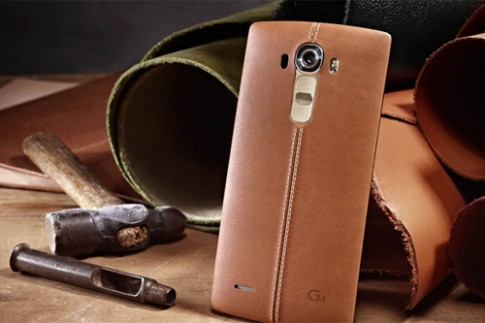 LG sắp ra G4 Pro vỏ kim loại, camera 27 megapixel