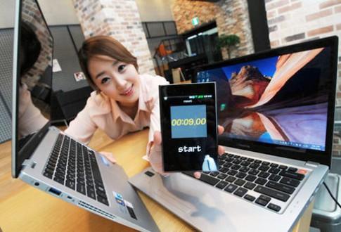 LG thêm hai ultrabook Xnote dùng chip Ivy Bridge