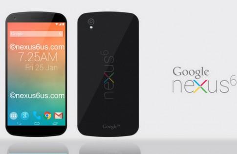 LG tiếp tục sản xuất smartphone Nexus cho Google