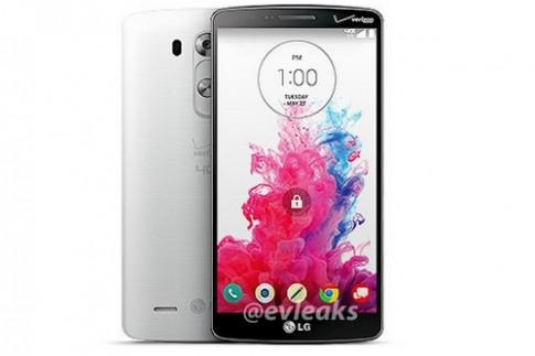 LG xác nhận màn hình smartphone G3 5,5 inch