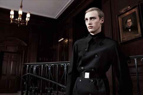 Lịch lãm với chiến dịch thu đông 2013 của Dior Homme