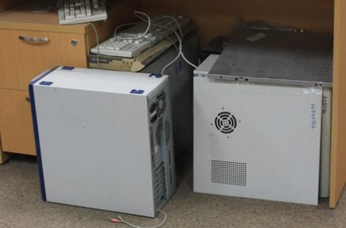 Linh kiện máy tính 'rục rịch' tăng giá