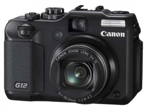 Lộ ảnh Canon G12 có thể quay video HD