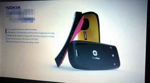 Lộ ảnh concept Lumia PureView của Nokia